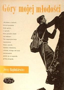 Okładka książki Góry mojej młodości