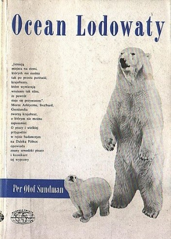 Okładka książki Ocean Lodowaty