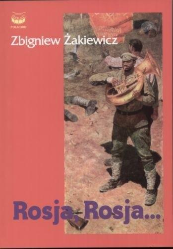 Okładka książki Rosja, Rosja...