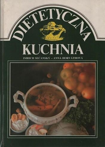 Okładka książki Dietetyczna kuchnia