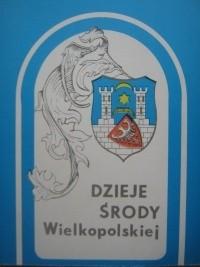 Okładka książki Dzieje Środy Wielkopolskiej i jej regionu 1