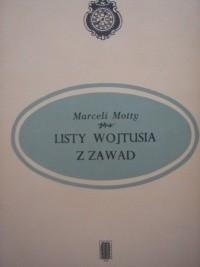 Okładka książki Listy Wojtusia z Zawad