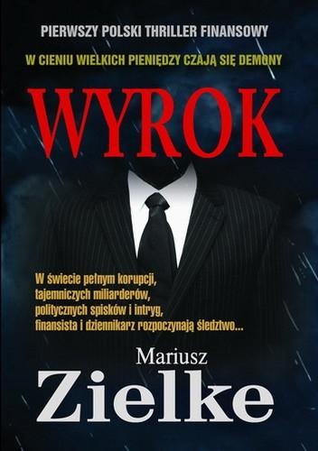 Okładka książki Wyrok