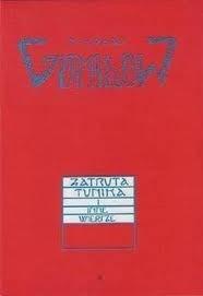 Okładka książki Zatruta tunika i inne wiersze