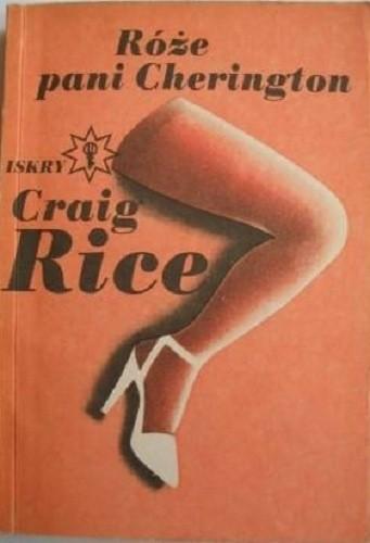 Okładka książki Róże pani Cherington