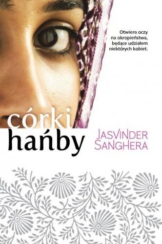 Okładka książki Córki hańby