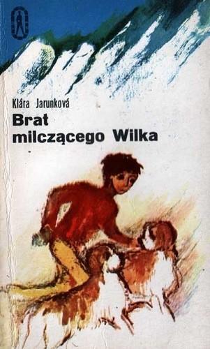 Okładka książki Brat milczącego Wilka