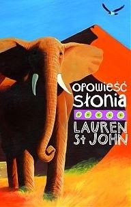 Okładka książki Opowieść słonia