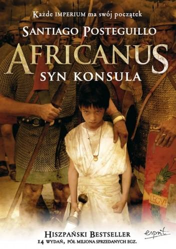 Okładka książki Africanus. Syn konsula