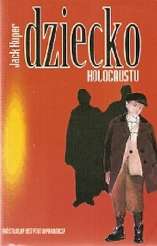 Okładka książki dziecko Holocaustu