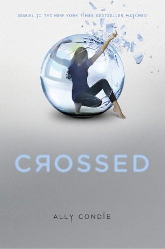 Okładka książki Crossed
