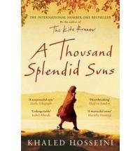 Okładka książki A Thousand Splendid Suns