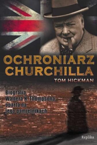 Okładka książki Ochroniarz Churchilla