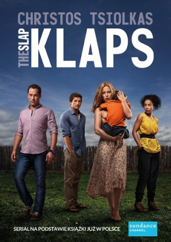 Okładka książki Klaps