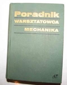 Okładka książki Poradnik warsztatowca mechanika