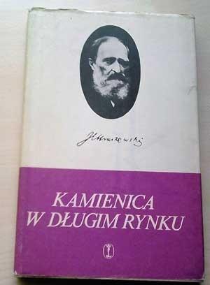 Okładka książki Kamienica w Długim Rynku
