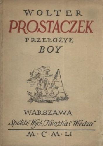 Okładka książki Prostaczek