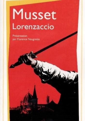 Okładka książki Lorenzaccio