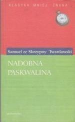 Okładka książki Nadobna Paskwalina