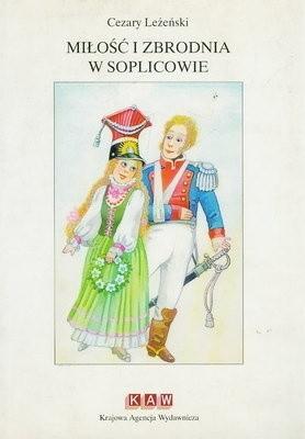Okładka książki Miłość i zbrodnia w Soplicowie