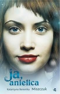 Okładka książki Ja, anielica
