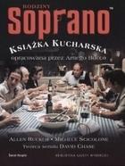 Okładka książki Rodziny Soprano książka kucharska
