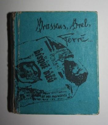 Okładka książki Brassens, Brel, Ferre...