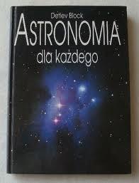 Okładka książki Astronomia dla każdego