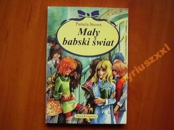 Okładka książki Mały babski świat
