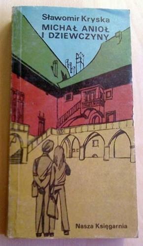Okładka książki Michał Anioł i dziewczyny