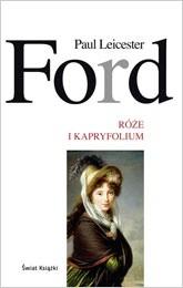 Okładka książki Róże i kapryfolium