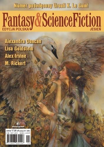 Okładka książki Fantasy & Science Fiction. Edycja Polska, #4 (Jesień 2010)
