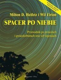 Okładka książki Spacer po niebie. Przewodnik po gwiazdach i gwiazdozbiorach oraz ich legendach