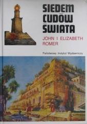 Okładka książki Siedem cudów świata: historia nowoczesnej wyobraźni