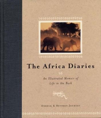 Okładka książki Dzienniki Afrykańskie