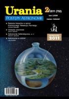 Urania - Postępy Astronomii 2/2011