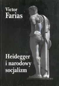 Okładka książki Heidegger i narodowy socjalizm