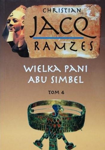 Okładka książki Wielka Pani Abu Simbel