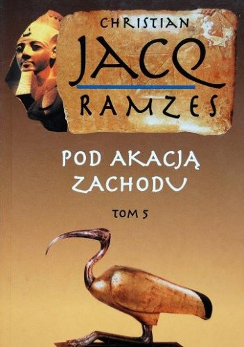 Okładka książki Pod Akacją Zachodu