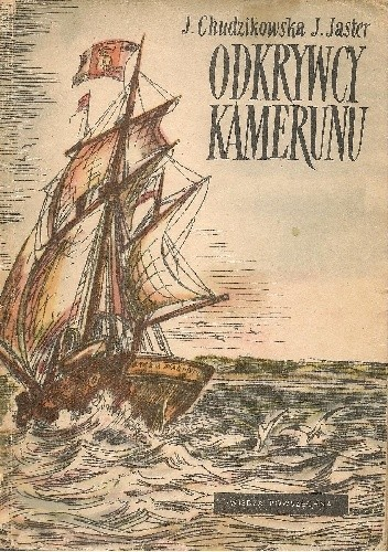 Okładka książki Odkrywcy Kamerunu