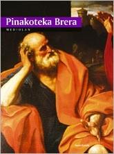 Okładka książki Pinakoteka Brera. Mediolan