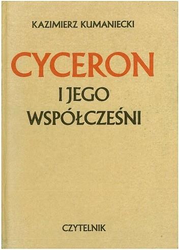 Okładka książki Cyceron i jego współcześni