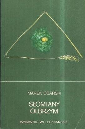 Okładka książki Słomiany Olbrzym