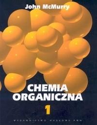 Okładka książki Chemia organiczna T. I