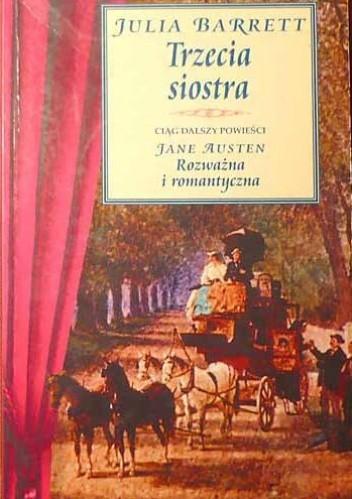 Okładka książki Trzecia siostra