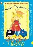 Okładka książki Julka i koty. Kocich historii część II