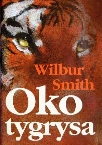 Okładka książki Oko tygrysa