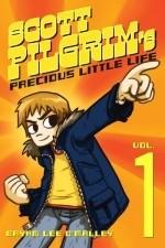 Okładka książki Scott Pilgrim's Precious Little Life