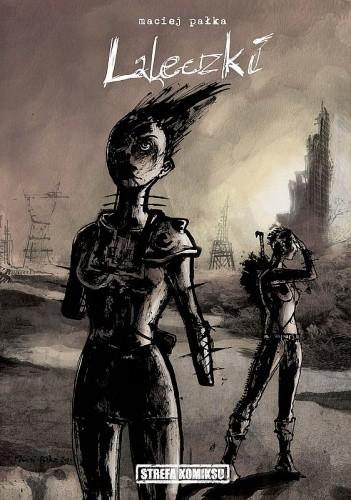 Okładka książki Laleczki