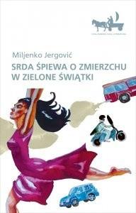 Okładka książki Srda śpiewa o zmierzchu w Zielone Świątki